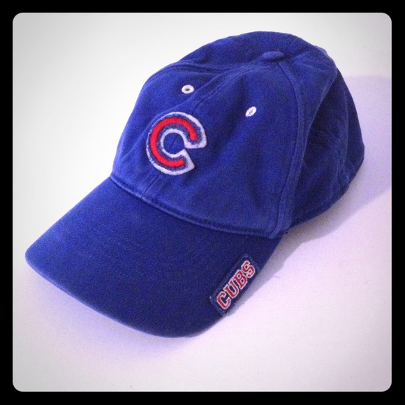 Chicago Cubs Baseball Hat Kids Youth f2faa6c07e1